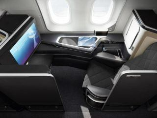 Finding more about the design of British Airways First Class Suites
