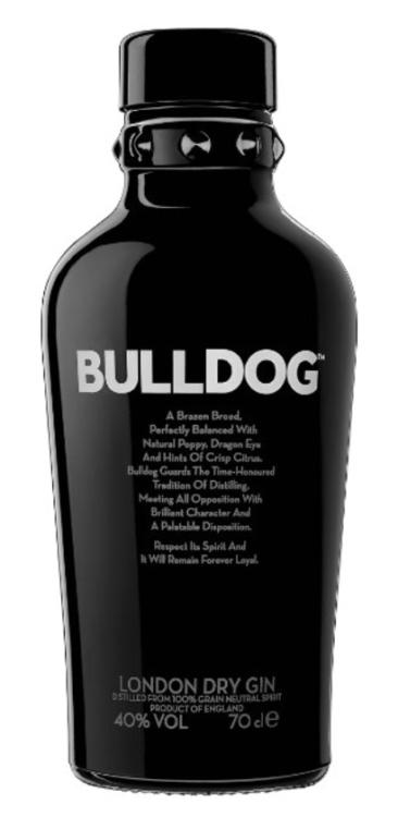 bulldog gin world gin day worldginday