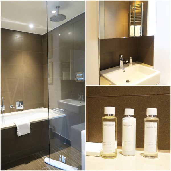 onefinestay london marylebone mayfair luxury apartment rental bathroom 1