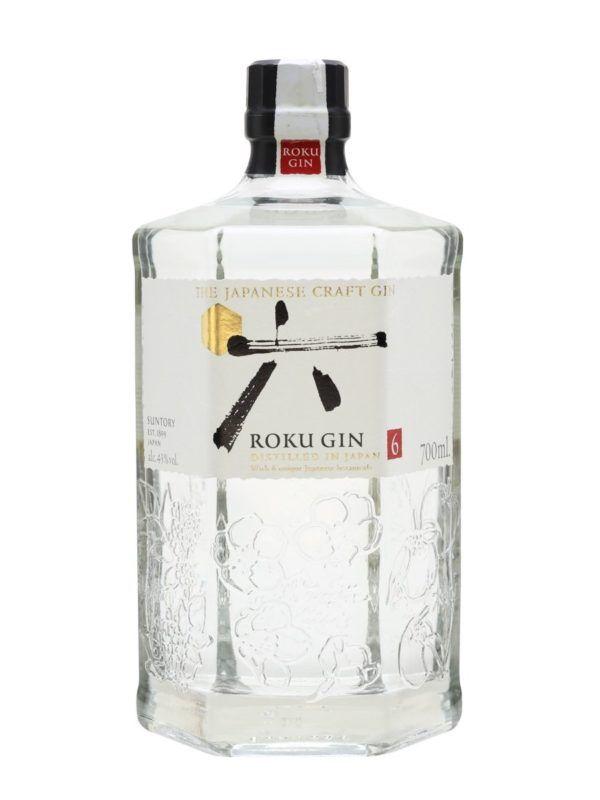 roku japanese gin world gin day