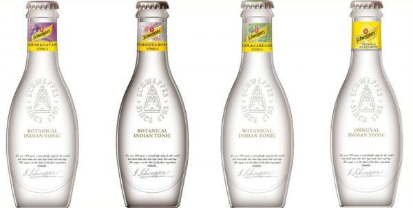 schweppes premium tonic water