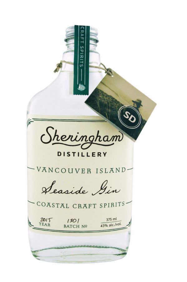 sheringham_distillery_375ml_seasidegin british columbia canada