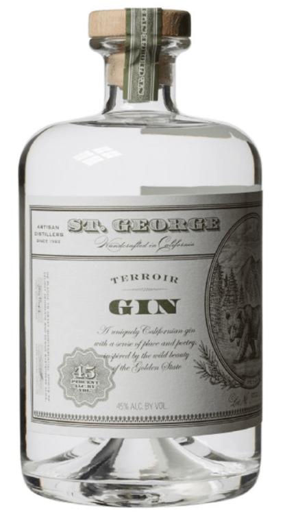 st george gin terroir green world gin day worldginday