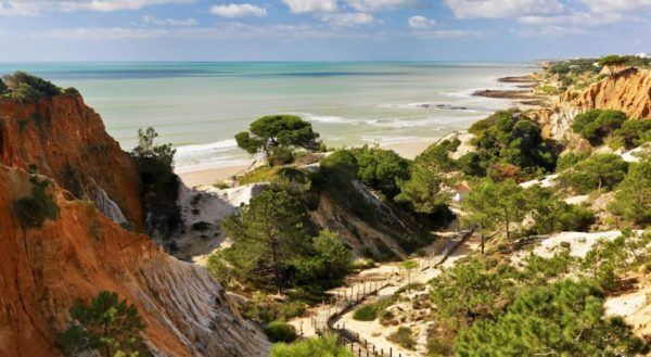 10 beach hotels to try this summer pine cliffs resort algarve