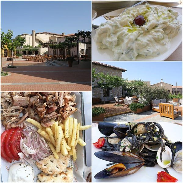 The Romanos Luxury Collection Costa Navarino Sovereign Luxury Holidays restaurants and food