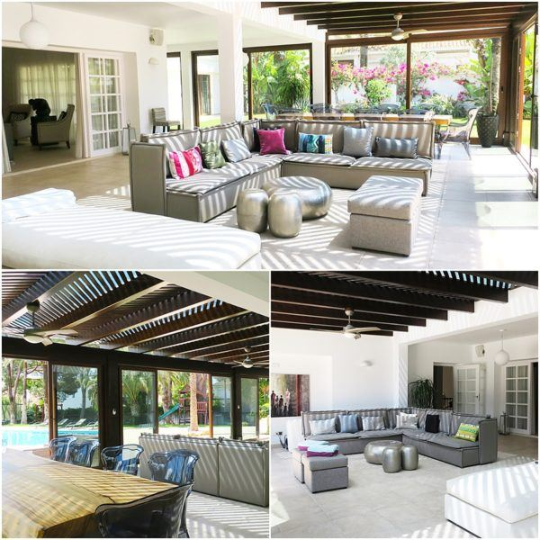 luxury villa collection marbella villa malibu outdoor living room