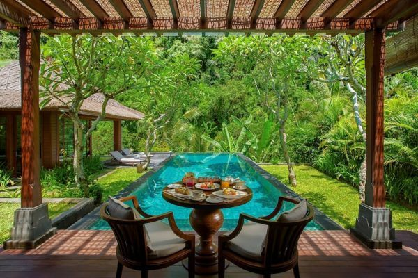 ritz carlton reserve mandapa bali ubud luxury hotel private villa with pool 2