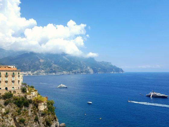 Lynnsay - Amalfi Coast, Italy