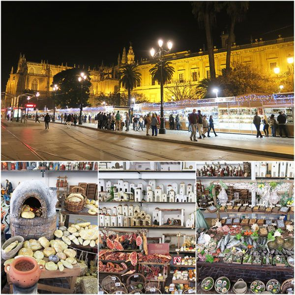 luxury-weekend-in-seville-spain-christmas-market-nativity-belen-feria