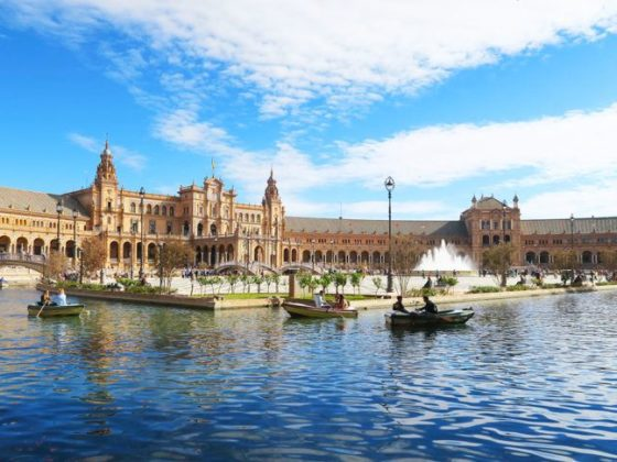 seville city break