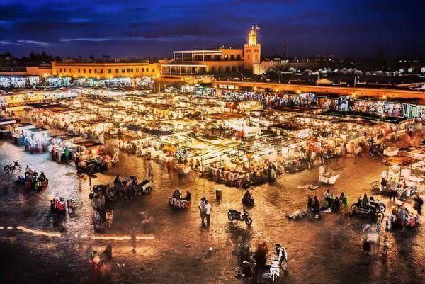 mrs o and friends best of summer Marrakesh