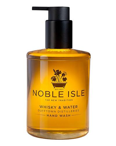 noble-isle-whisky-water-handwash-dufftown-glenfiddich-balvanie