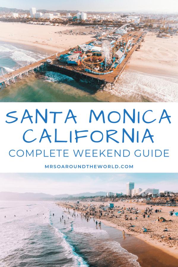 Santa Monica California Travel Guide 2
