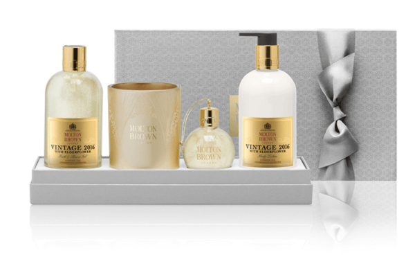molton-brown-vintage-2016-with-elderflower-bath-shower-gel-body-lotion-scented-candle-and-bauble-gift-set