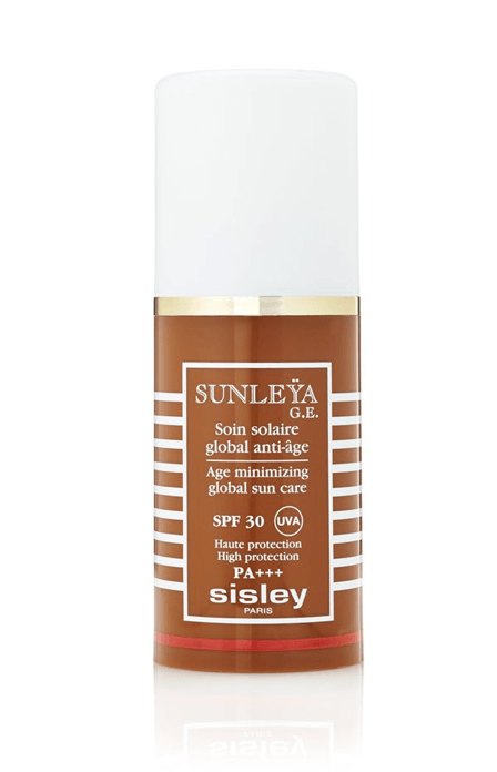 sisley sunleya face spf 30 effective protection when skiing