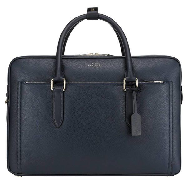 heathrow airport shopping Smythson Burlington 24 Hour TravelBag
