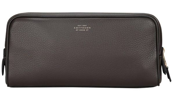 heathrow airport shopping Smythson Burlington Large Washbag