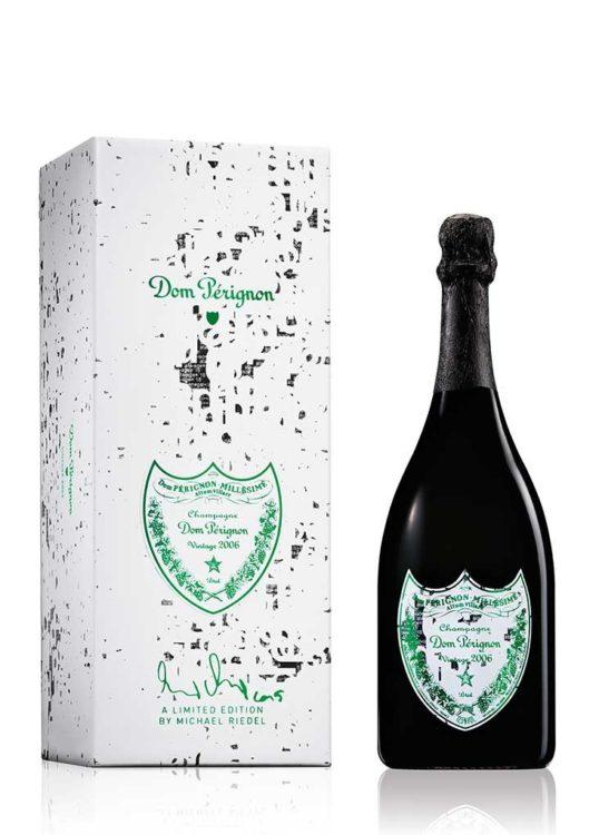 heathrow airport shopping dom perignon champagne Vintage Blanc
