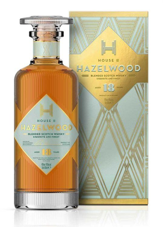 heathrow airport shopping house of Hazelwood whisky 18yo