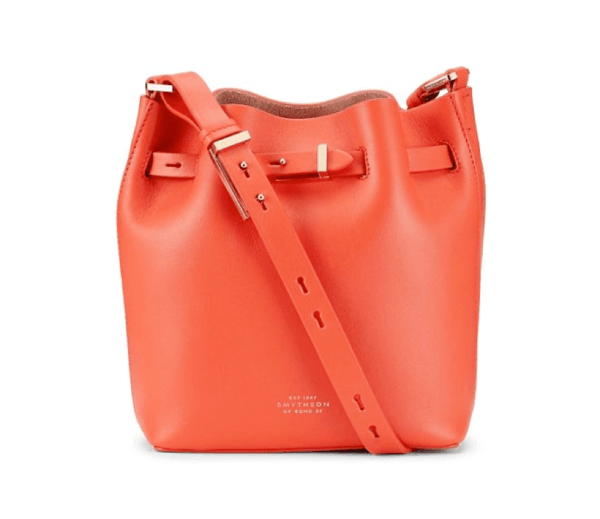 heathrow airport shopping smythson AlbermarleBucketBag