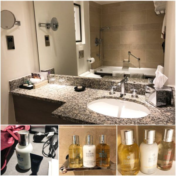 hyatt regency the churchill london luxury hotel regent king suite bathroom 1