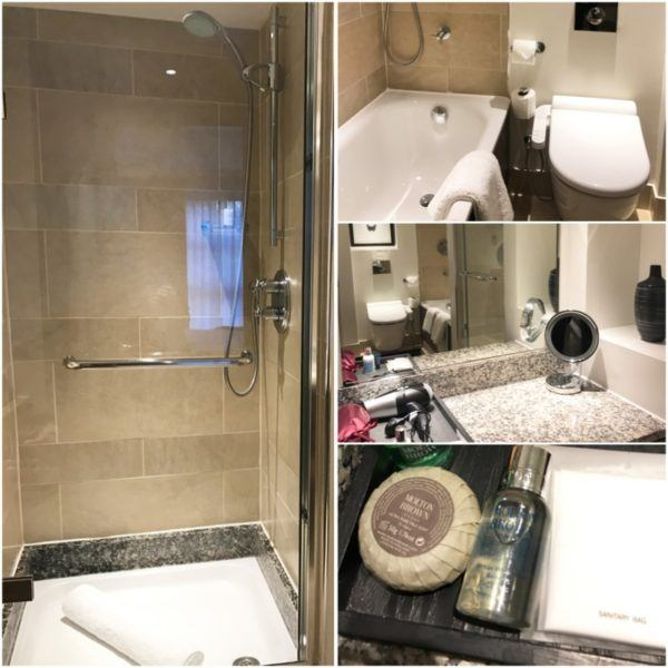 hyatt regency the churchill london luxury hotel regent king suite bathroom 2