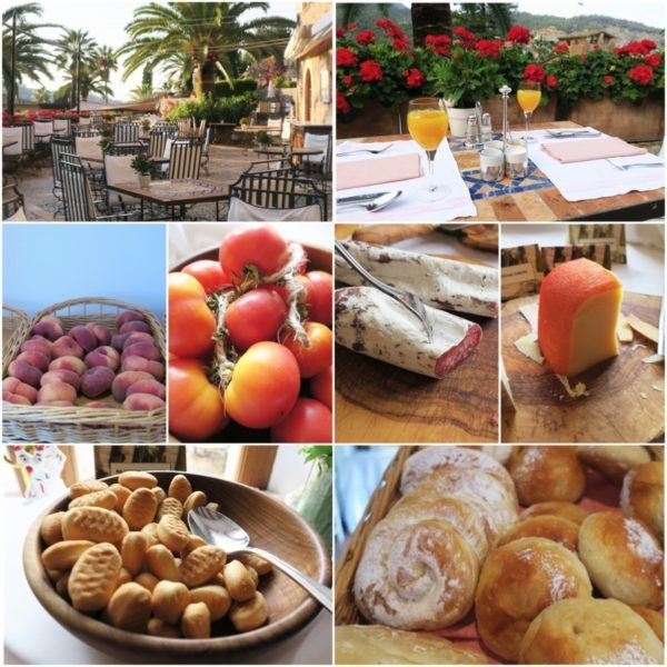 belmond la residencia mallorca luxury hotel sovereign luxury travel breakfast buffet