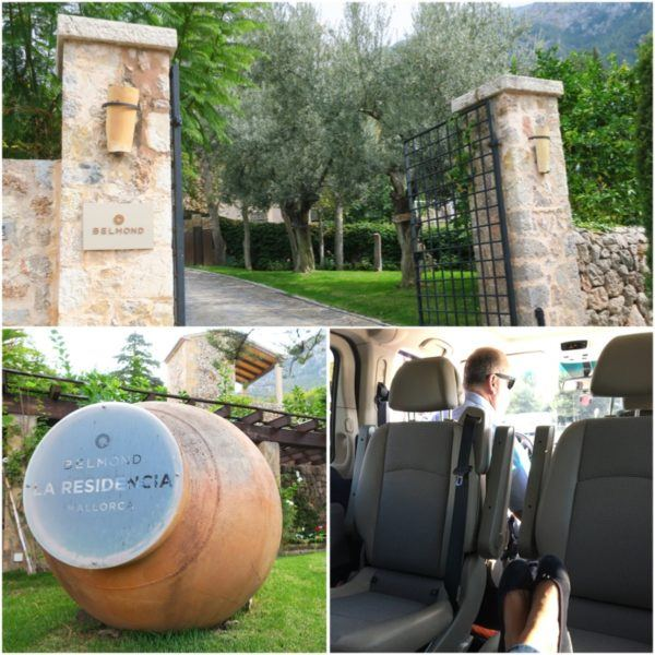 belmond la residencia mallorca luxury hotel sovereign luxury travel hotel entrance private transfer