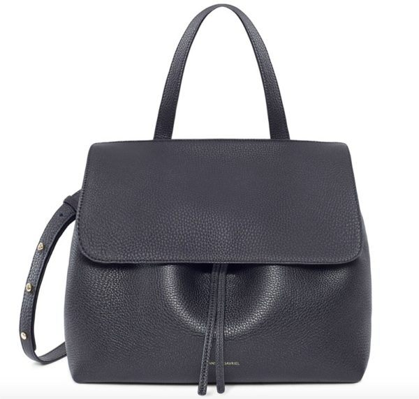 mansur gavriel lady tumbler leather handbag copy