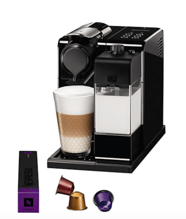 nespresso latissima one touch