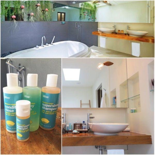 w maldives starwood spg luxury hotel beach villa outdoor bathroom 1
