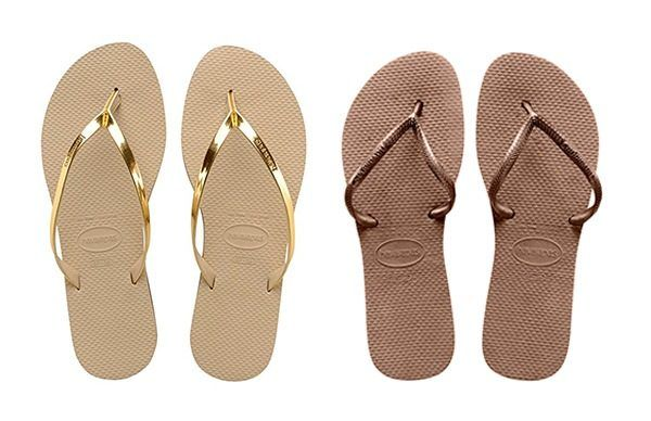 havaianas slim and flat