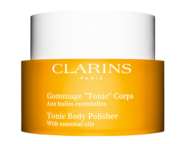 Clarins Toning Body Polisher 250g top 5 spring beauty essentials