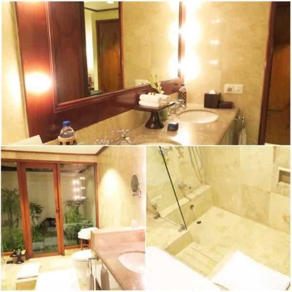oberoi bali seminyak luxury hotel bathroom