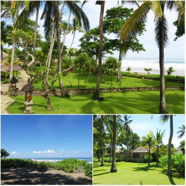 oberoi bali seminyak luxury hotel garden sea view lanai beach