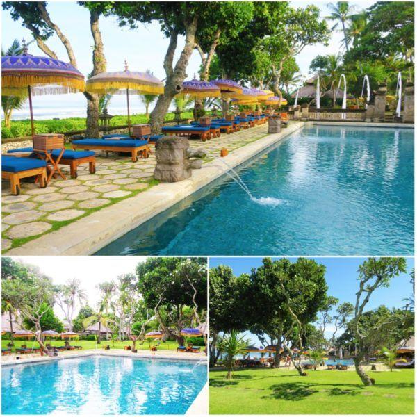oberoi bali seminyak luxury hotel pool