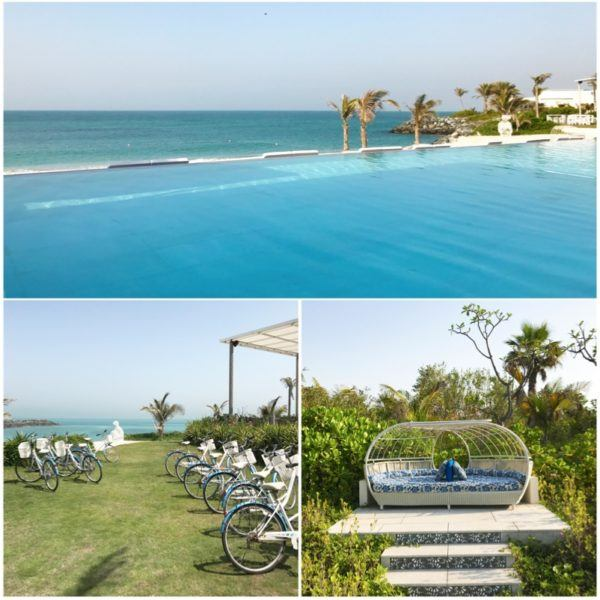 A Beach Day Trip To Zaya Nurai Private Island In Abu Dhabi