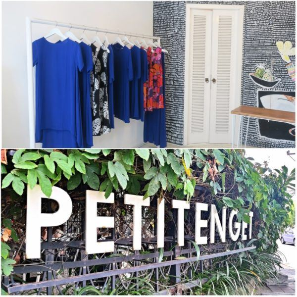 seminyak petitenget luxury shopping
