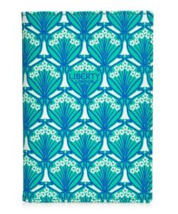 liberty london Passport Holder in Iphis Canvas