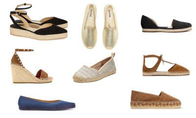 10 espadrilles perfect for your next trip