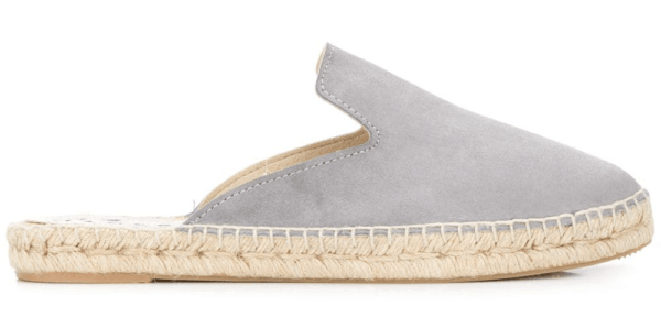 manebi silver flat espadrille top 10 designer espadrilles for your next holiday shoe essentials packing list