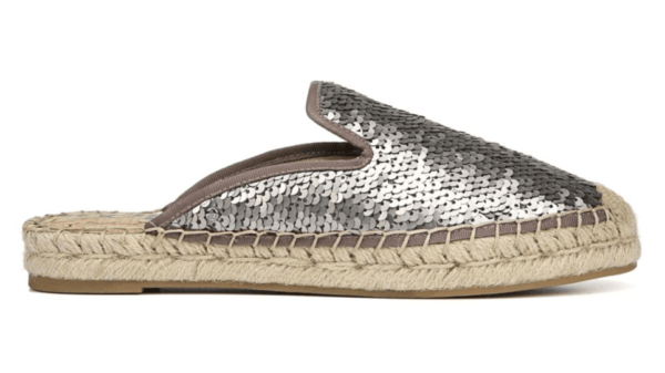 sam edelman kerry sequin flat espadrille top 10 designer espadrilles for your next holiday shoe essentials packing list