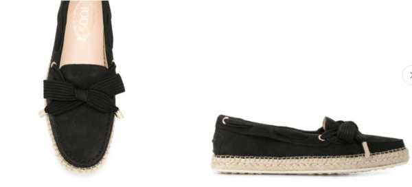 top 10 designer espadrilles for your next holiday shoe essentials packing list tods loafer espadrilles