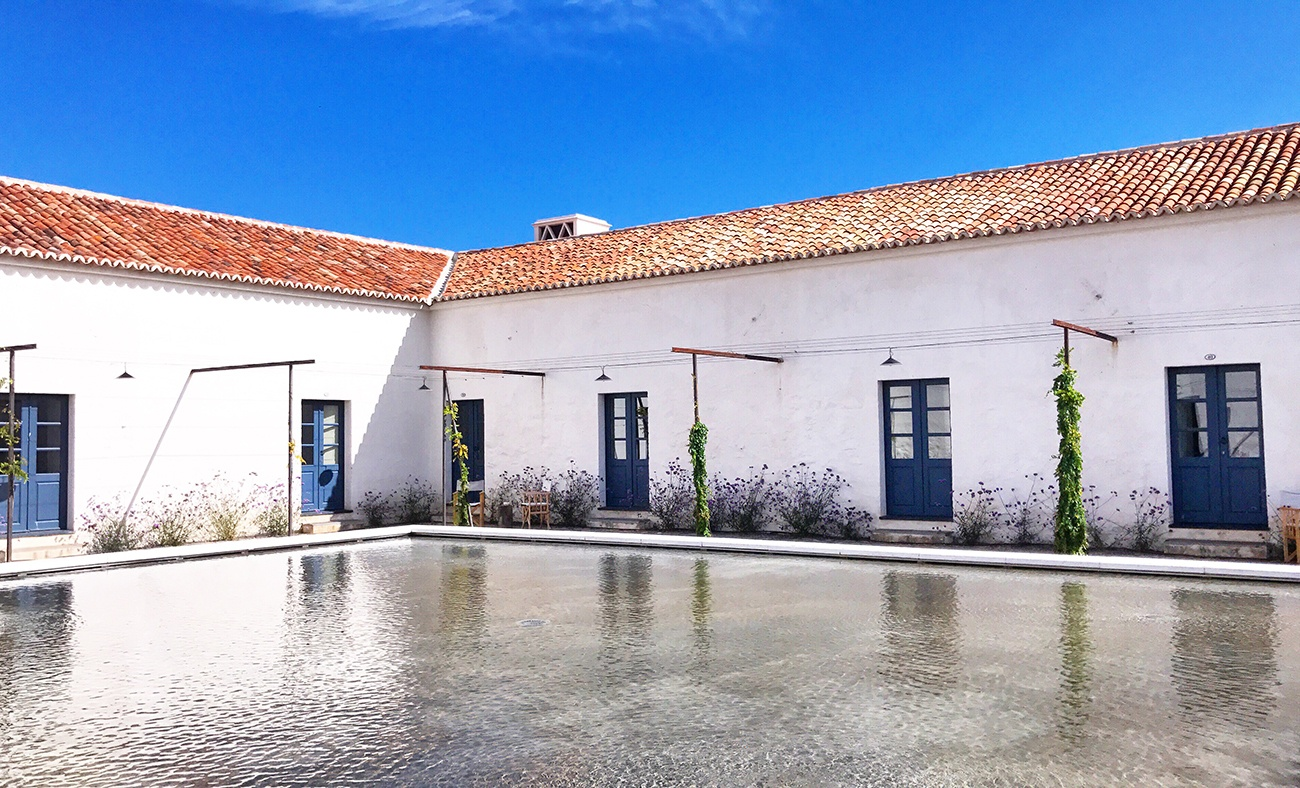 My hotel s o louren o do barrocal alentejo portugal for Small inns of the world