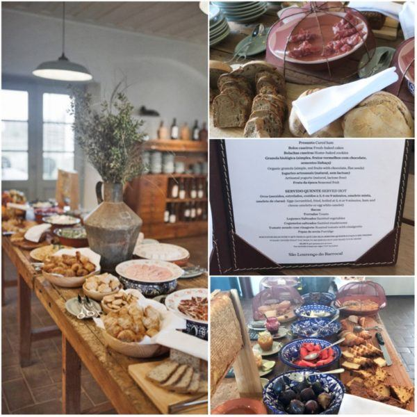 herdade sao lourenco do barrocal monsaraz alentejo portugal luxury hotel slh small luxury hotels of the world breakfast