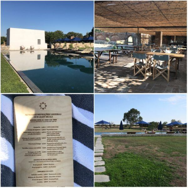 herdade sao lourenco do barrocal monsaraz alentejo portugal luxury hotel slh small luxury hotels of the world pool 2