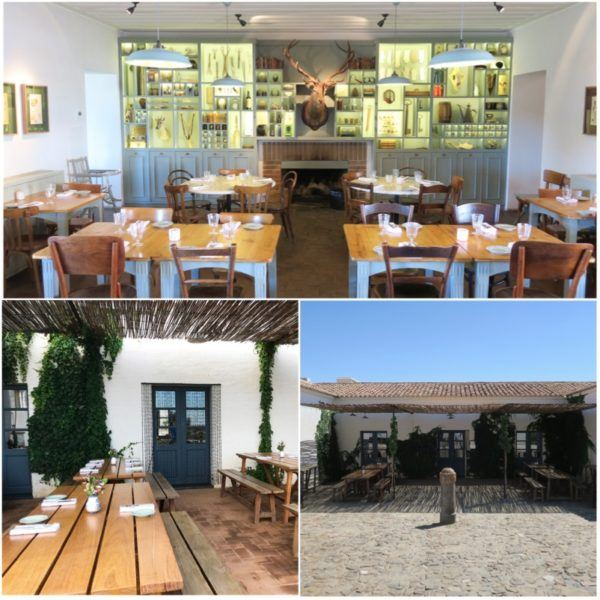 herdade sao lourenco do barrocal monsaraz alentejo portugal luxury hotel slh small luxury hotels of the world restaurant options