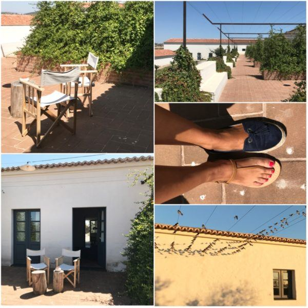 herdade sao lourenco do barrocal monsaraz alentejo portugal luxury hotel slh small luxury hotels of the world room patio