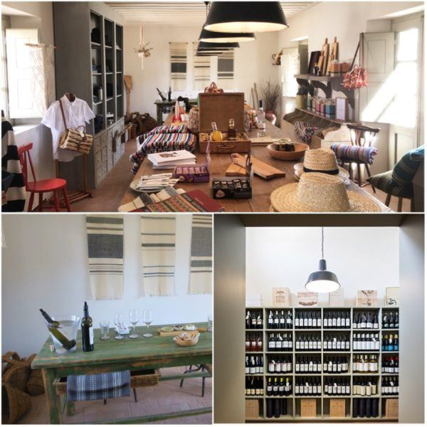 herdade sao lourenco do barrocal monsaraz alentejo portugal luxury hotel slh small luxury hotels of the world wine shop wine tasting