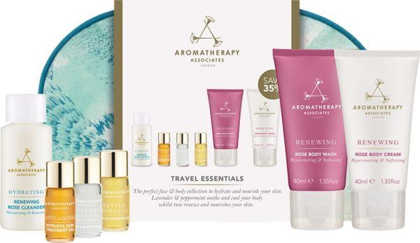 beauty travel set travel size beauty products aromatherapy associates travel essentials